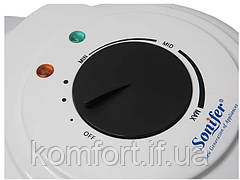 Вафельница для тонких вафель, рожков, трубочек Sonifer SF-6034 с регулировкой мощности, фото 2
