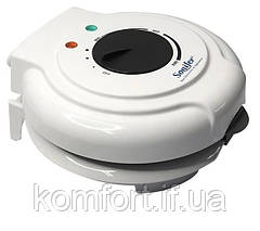 Вафельница для тонких вафель, рожков, трубочек Sonifer SF-6034 с регулировкой мощности, фото 3