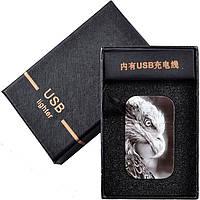 """USB Зажигалка """"Орёл"""" №310010 - техническая новинка и оригинальный дизайн"""