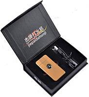 """Электроимпульсовая USB зажигалка """"Mercedes-Benz"""" №310931 gold - отличный инновационный аксессуар автомобилиста"""