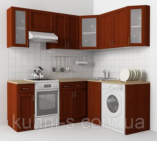 Кухня - фасад, ламінований МДФ рамковий профіль