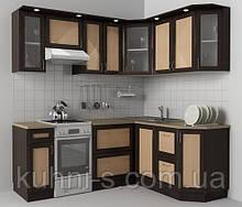 Кухня - фасад, ламинированный МДФ рамочный профиль