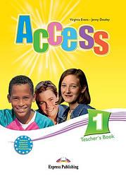 Access 1 Teacher's Book