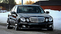 Разборка Mercedes-Benz W211