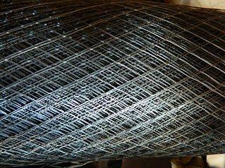 Сетка просечно-вытяжная  10х25 мм оцинкованная