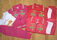 Трикотажный костюм-тройка на девочку оптом, B.S.T, 6/9-36 рр, фото 1