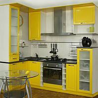 Кухня - фасад МДФ крашеный