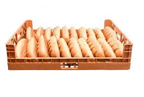 Пластиковая тара для хлебобулочных и кондитерских изделий