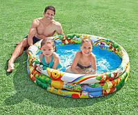Надувний басейн Intex 58915 147 х 33 см Вінні Пух