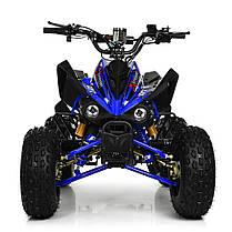 Квадроцикл Profi HB-EATV синий 1000Q2-4, фото 2