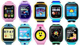 Розумні годинник GPS, фітнес-браслети