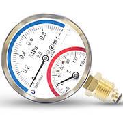 Термоманометр ДМТ
