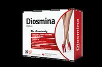 Таблетки Diosmina Duo для надлежащего функционирования кровеносных сосудов  30 шт. ( Польша )