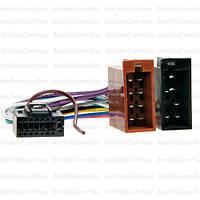 Переходник автомагнитолы ISO 457001 KENWOOD -ISO с кабелем 20см