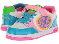 Heelys, Кроссовки роликовые X2 tennis shoes размер 36,5 ( 23 см).  , фото 1