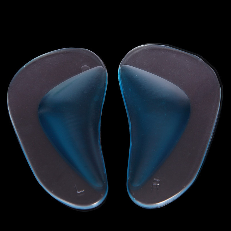 Вкладыши супинаторы гелевые прозрачные размер S 05052/03