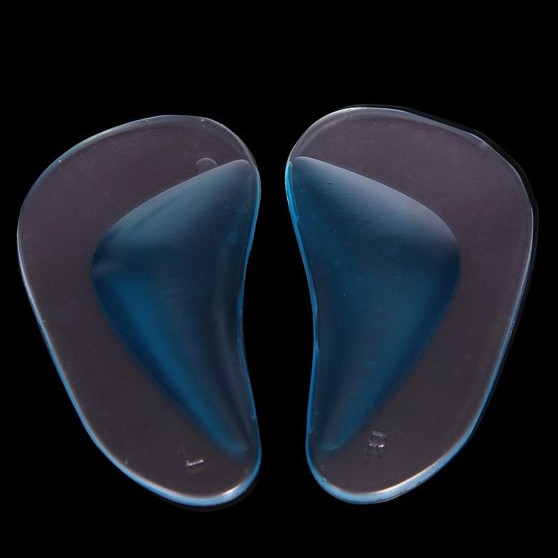 Вкладыши супинаторы гелевые прозрачные размер М 05052/04