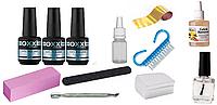 Стартовый набор Oxxi Professional для покрытия гель-лаком без лампы