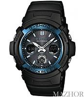 Мужские часы Casio G-Shock AWG-M100A-1AER
