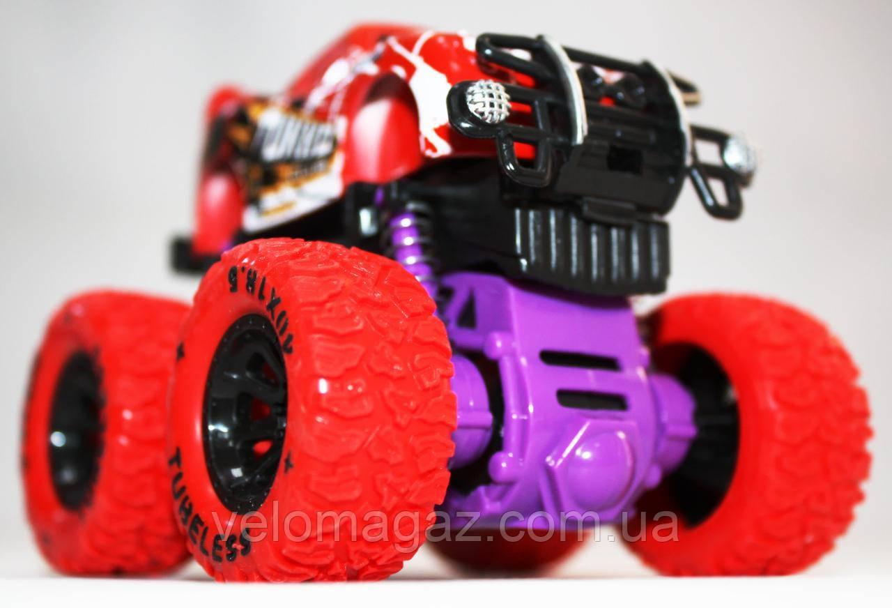Детская инерционная машинка А12-21, красная