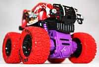 Детская инерционная машинка А12-21, красная, фото 1