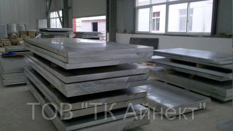 Плита алюминиевая АМГ5, АМГ6 18х1520х3000 мм аналог (5083) лист