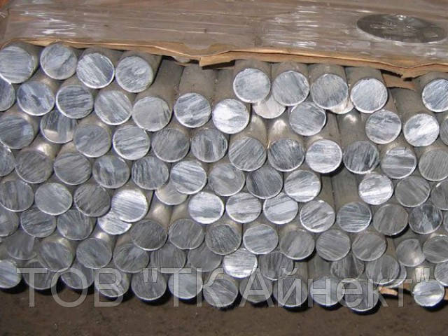 Круг алюминиевый Д16Т 38х3000 мм (2024Т351) круг дюралевый