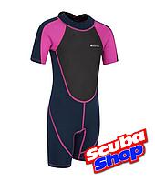 Гидрокостюм детский Mountain Warehouse Lilac/Black для плавания (неопрен)