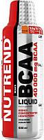 Аминокислоты Nutrend - BCAA Liquid 40.000 (500 мл) ***
