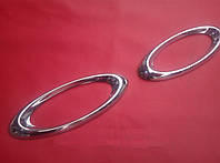 Накладки на повторители поворота для Toyota Corolla, Тойота Корола 2006-2010 г.в.