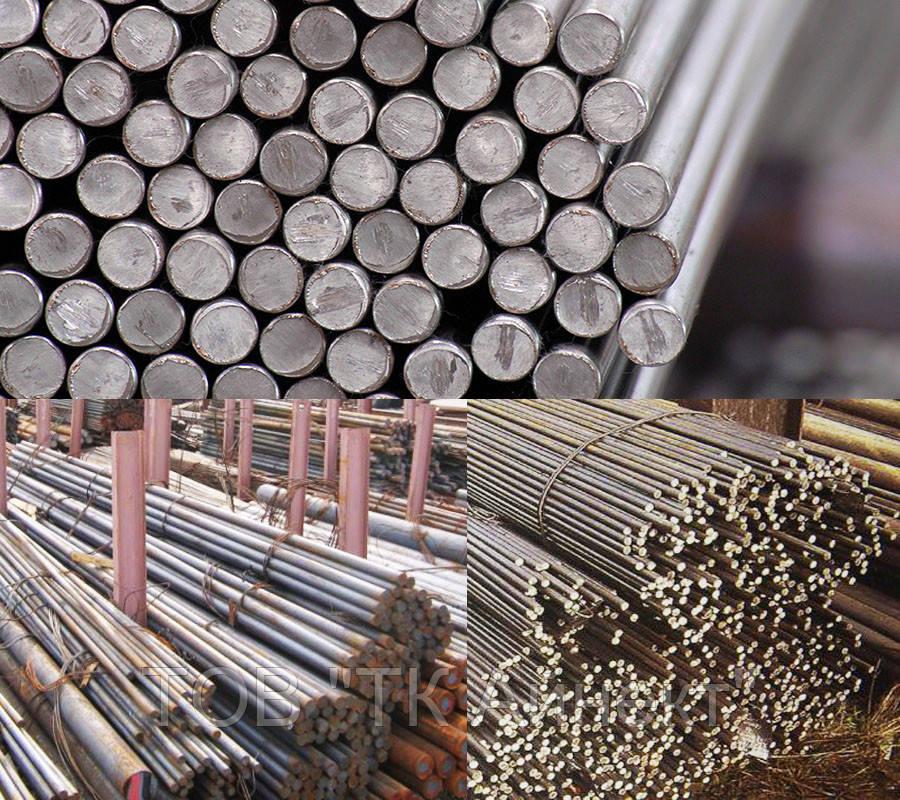 Круг стальной горячекатанный Ст 3 ф 30х6000 мм ГК