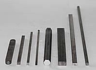 Шпоночный материал стальной 16х10х4000 мм ст 45 шпонка