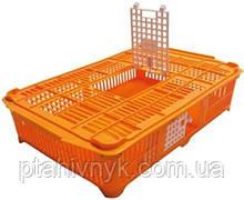 Ящик для перевезення перепелів і куріпок