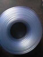 Шланг трубка ПВХ прозрачная, диаметр 4 мм