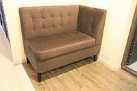 Угловой диванчик в прихожую (Коричневый), фото 1
