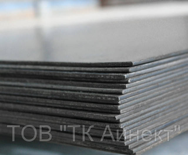 Лист стальной 30ХГСА 2х1250х2500 мм горячекатанный
