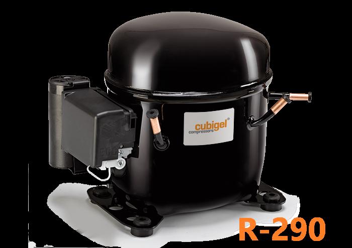 Компрессор герметичный Cubigel (ACC) NPY12LA R-290