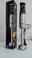 Ручний блендер Edelstahl Stabmixer 800 Вт HB1516, фото 1