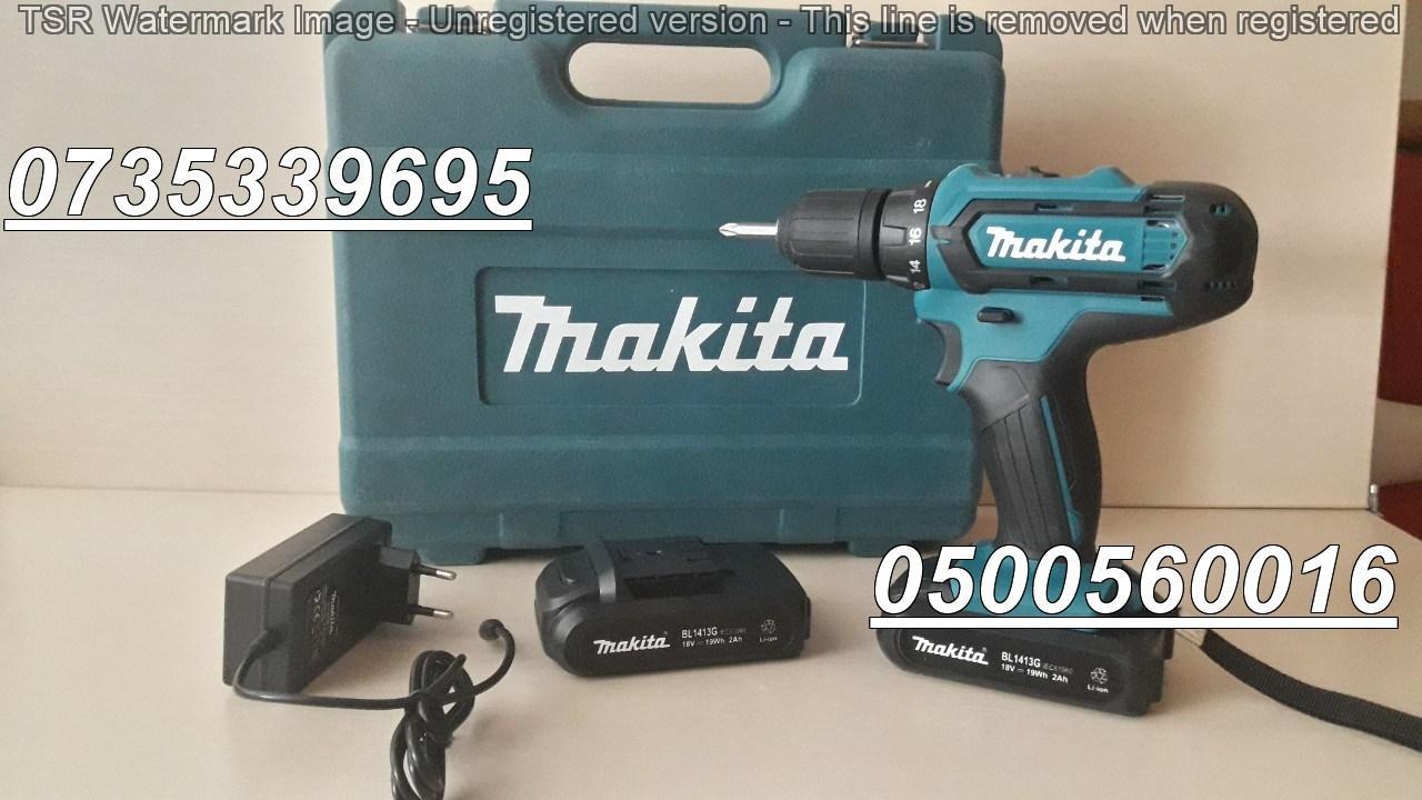 Makita DHP 482 18V новый аккумуляторный шуруповерт