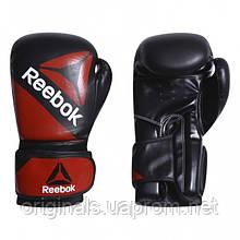 Перчатки для бокса Reebok Combat Leather Glove CK7829 - 2019/2