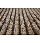 Ковровая дорожка Лущув Liverpool 100x100 см коричневая квадратная (Q1652), фото 5