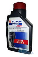 Масло трансмиссионное Suzuki-Motul SAE-90 GL5 (1 литр)
