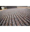 Придверный коврик Лущув Liverpool 100x100 см коричневый квадратный (Q1650), фото 4