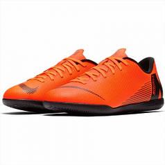 Футзалки Nike MercurialX VaporX 12 Club IC AH7385-810 (Оригинал) Sale