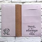 Тревел-кейс I want to the world travel, фото 4