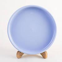 Тарелка мелкая - 21 см, Фиолетовая (Ucr Ceramic) Олива