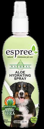 Espree Aloe Hydrating Spray. Увлажняющий гель для собак 355 мл, фото 2