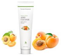 Скраб абрикосовый «АПРИ-КЛИНС» эксфолиант для лица и тела.