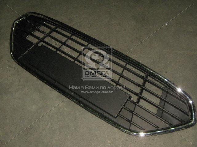 Решетка бампера переднего FORD MONDEO (Форд Мондео) 2011- (TEMPEST)