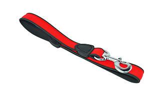 Повідок KareLine's Keeper короткий, з біотану, ширина 25 мм, длина 600 мм